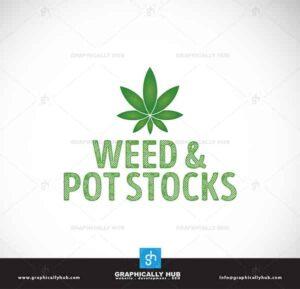 Weed Logo Design